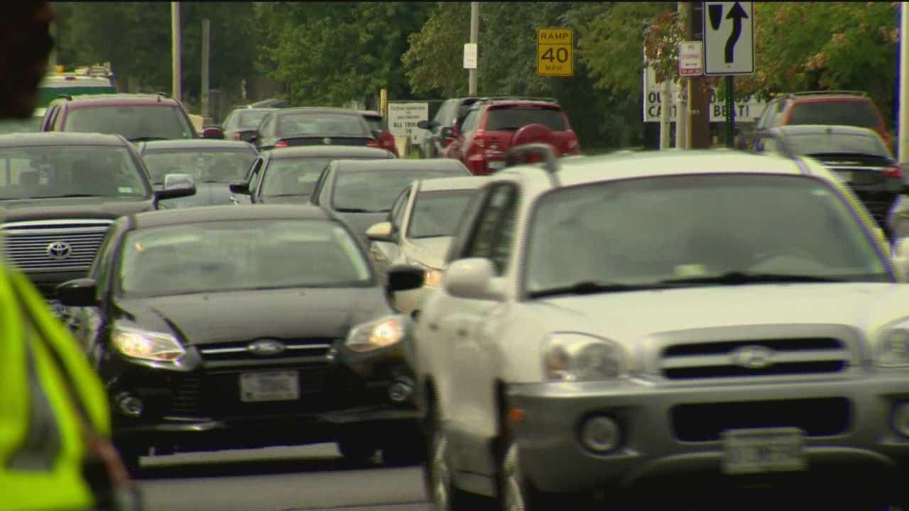 Horseshoe Casino opening poses traffic issues