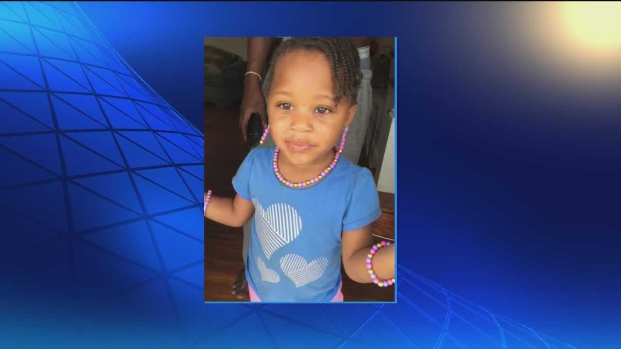 Person of interest in custody in death of girl, 3