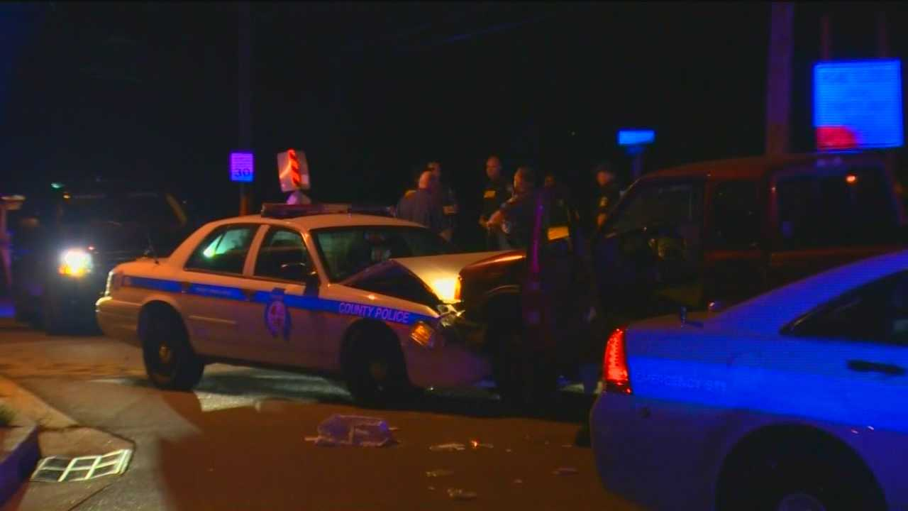 Man dies after 2-county police pursuit
