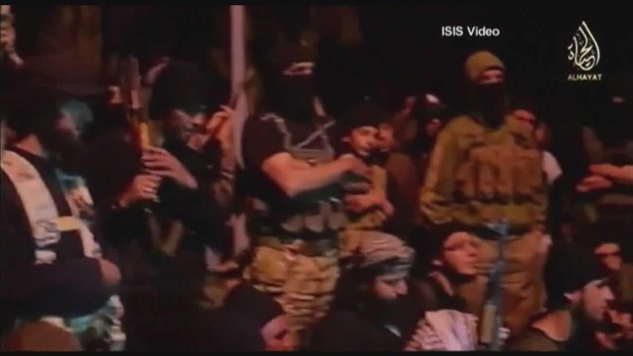 Hagel warns ISIS is 'an imminent threat'