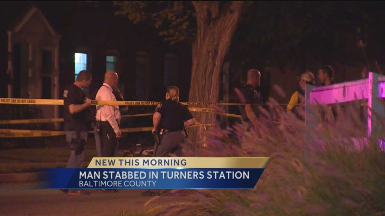 Turners Station stabbing