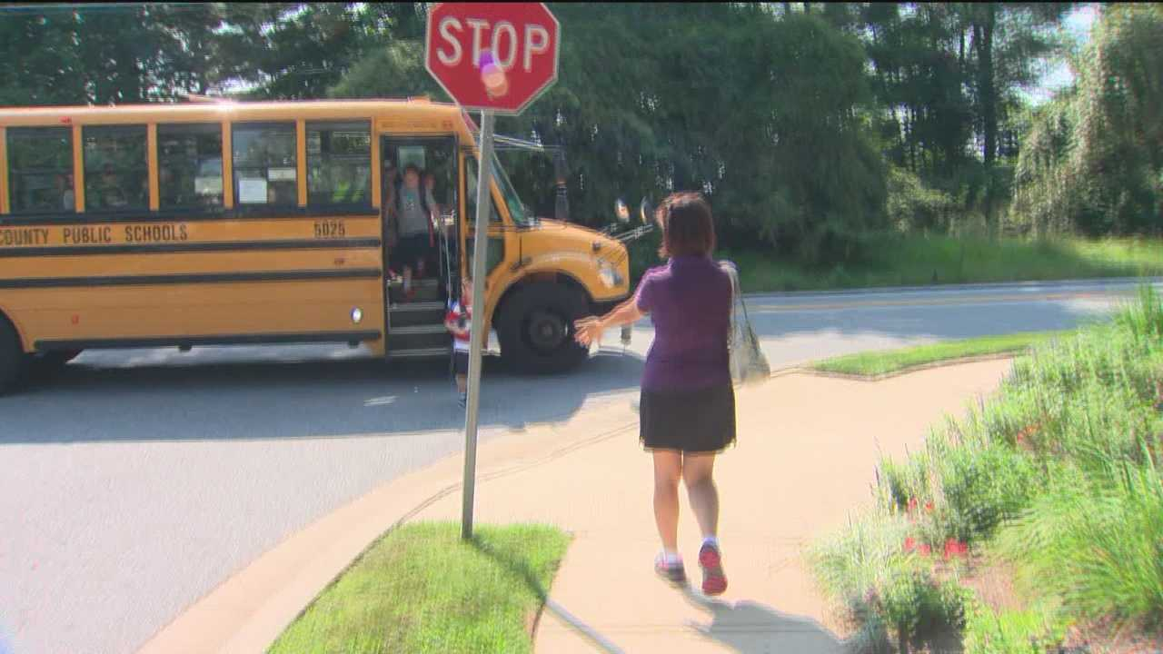 Bus stop changes that came as a result of redistricting have concerned some parents who are not pleased with the decision.