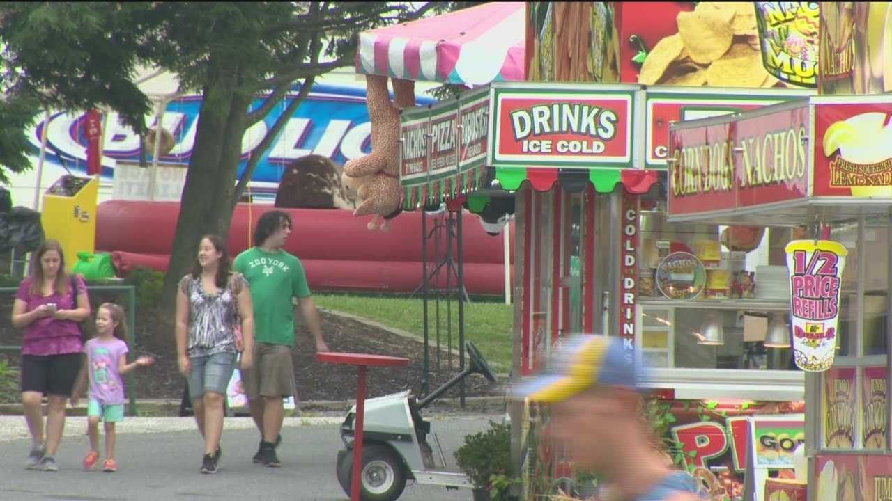 Maryland State Fair wraps up on Labor Day
