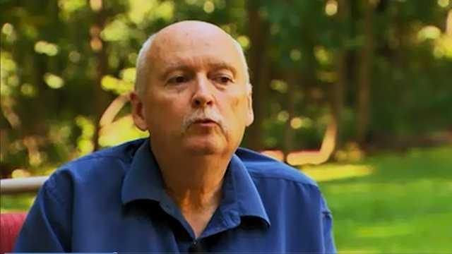 Retired Officer David Gobin