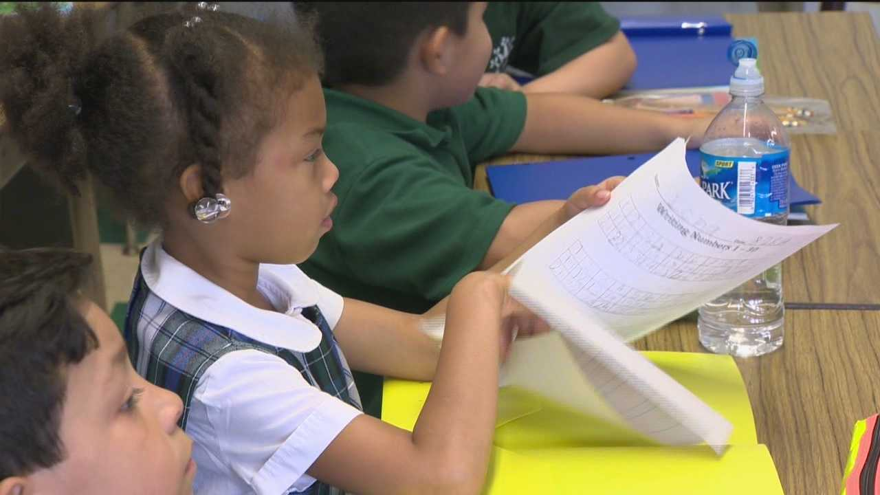 Leaders: Catholic schools improving academically, financially