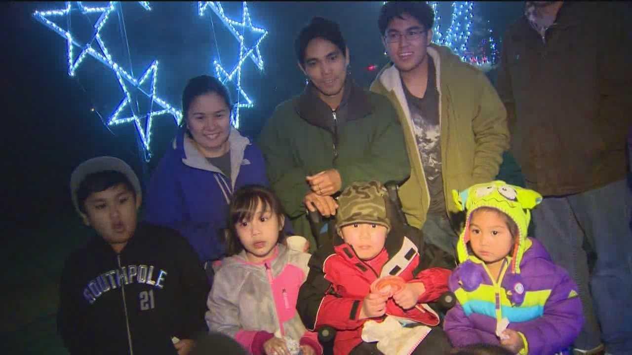 Ellicott City man lights up terminally ill boy's life