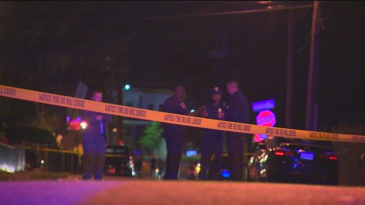 Officers find three young men dead in shooting