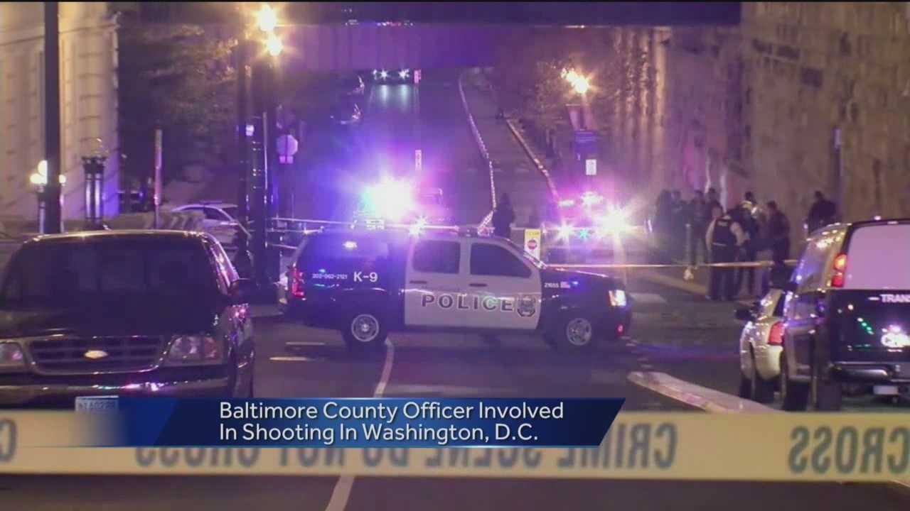 Union Station police-involved shooting