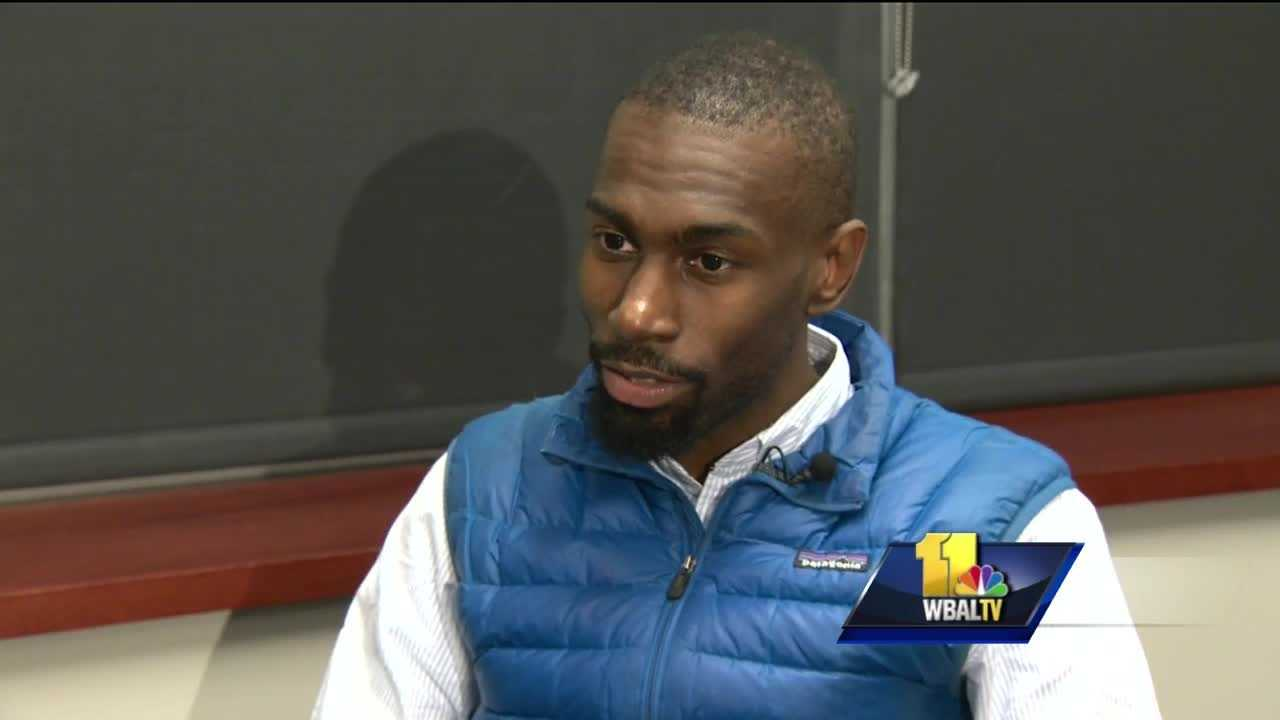 DeRay Mckesson outlines plan for Baltimore