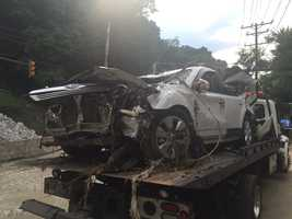 This if one of the hundreds ofcars towed from Ellicott City.