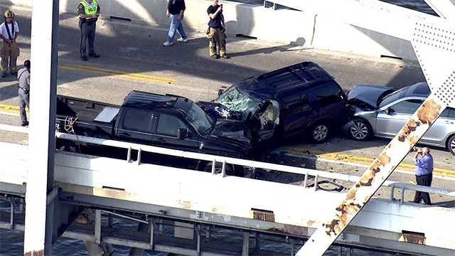 Bay Bridge crash