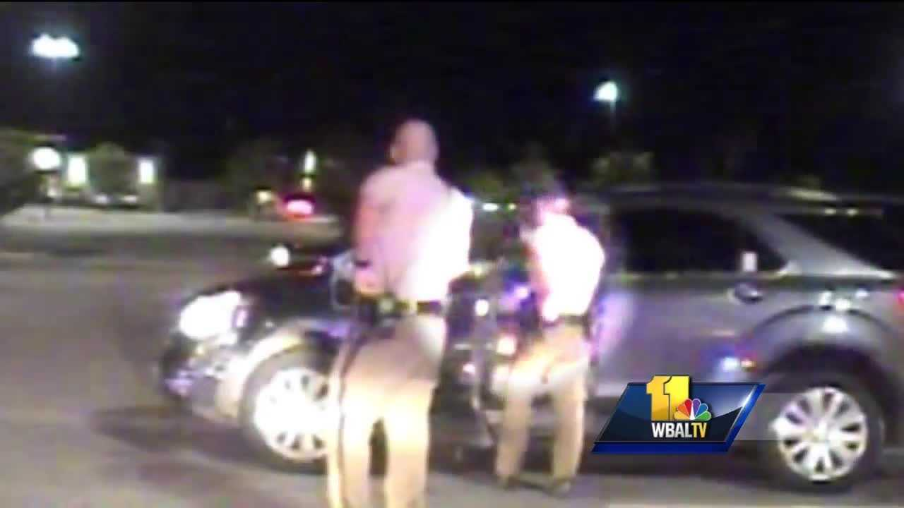 Video shows fatal police-involved shooting