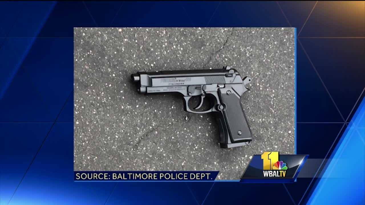 A new bill under consideration would ban people from owning and carrying replica guns in Baltimore. The legislation introduced Monday at the City Council meeting was influenced by an officer-involved shooting that wounded a 13-year-old boy earlier this year.