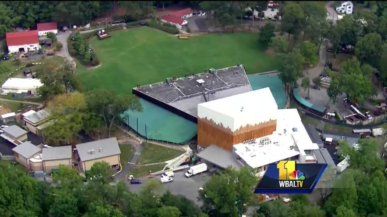 Howard County residents upset over noise at Merriweather Post Pavilion