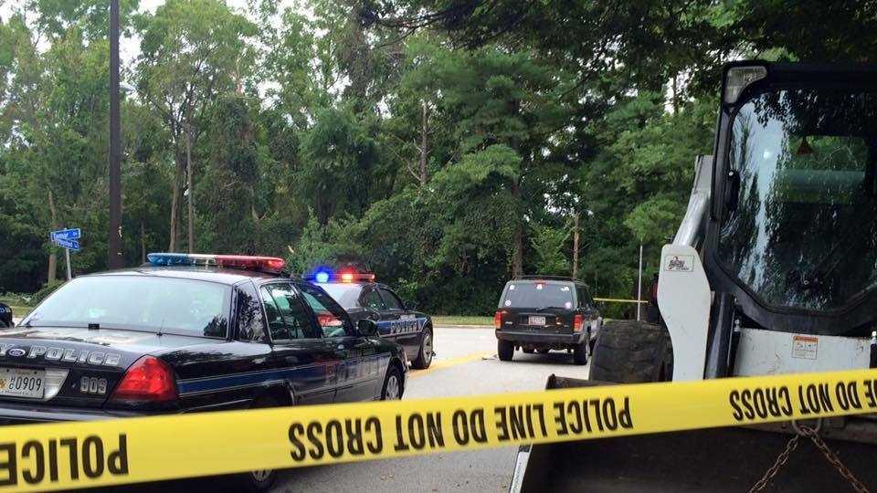 Police shoot man who threatened self, family
