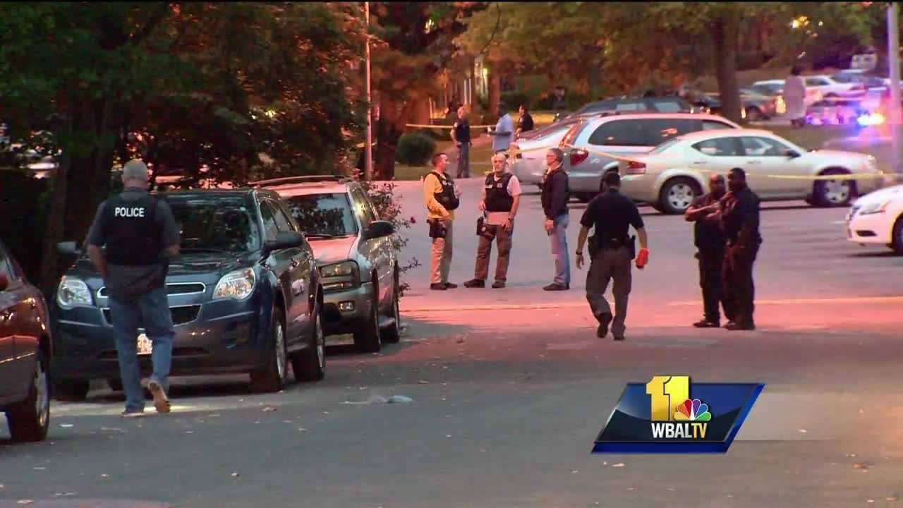 Police seek leads in Woodlawn fatal shooting