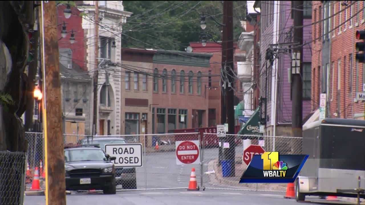 Ellicott City residents concerned over rain in forecast