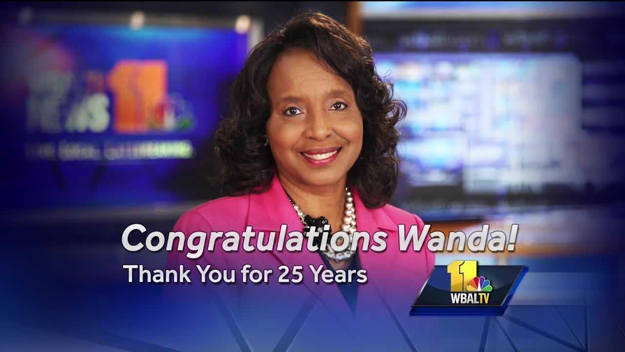 Congratulations Wanda!