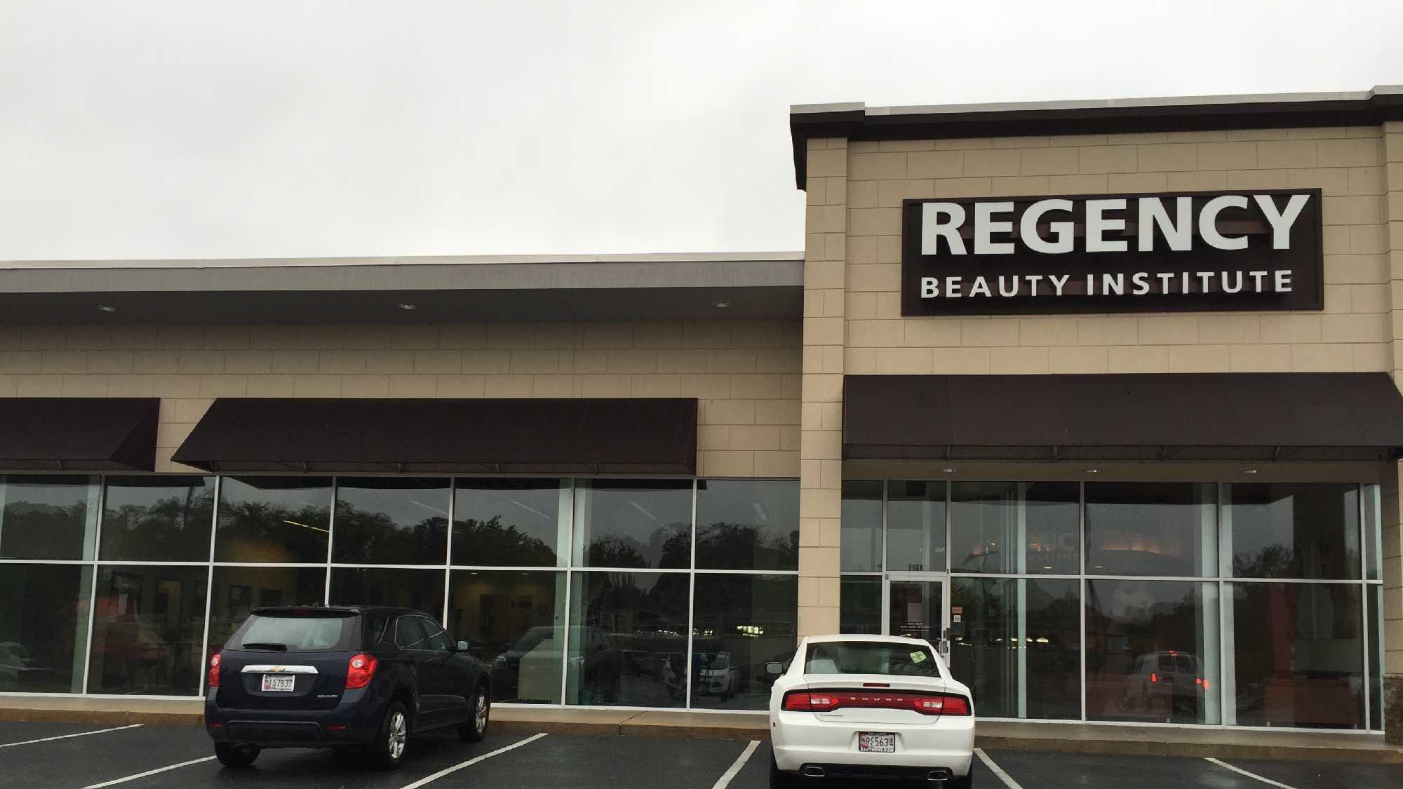 Regency Beauty Institute closed