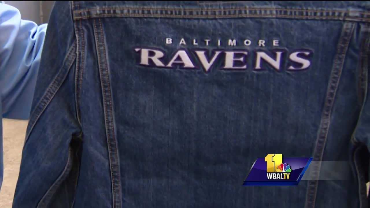 New merchandise options for Ravens fans