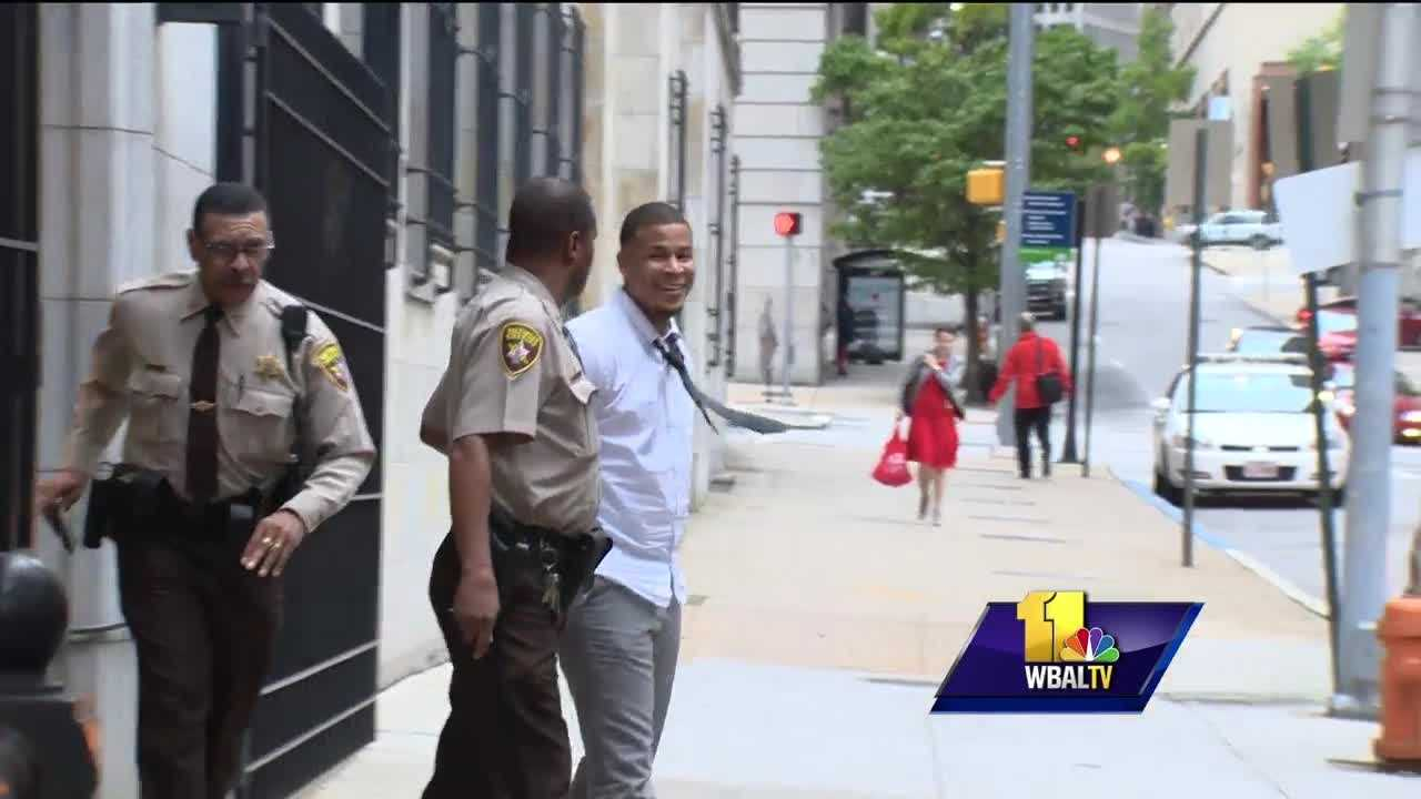 Suspect in school stabbing acquitted
