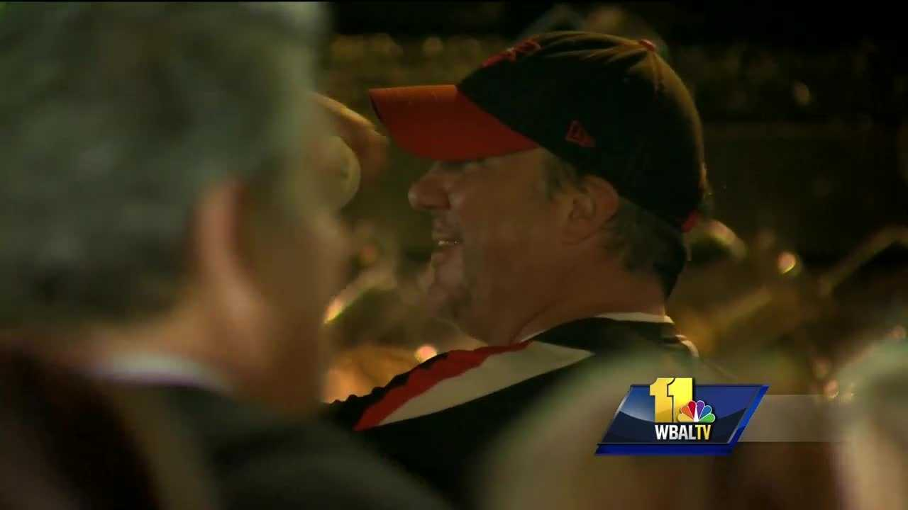 Orioles fans excited about postseason run