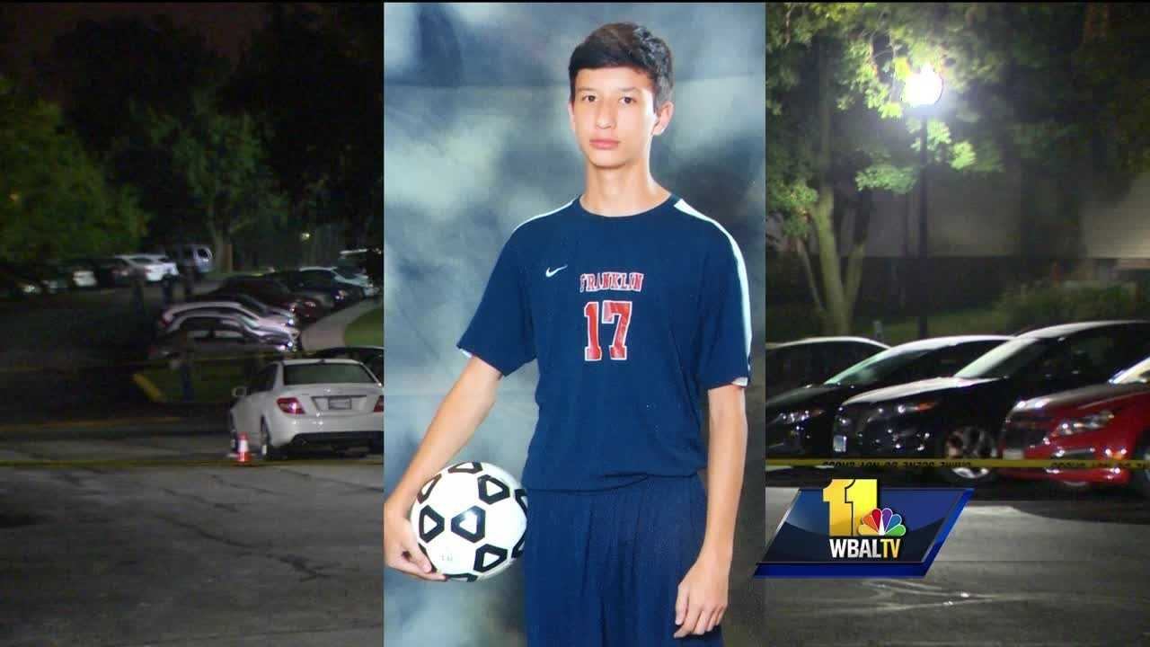 Police search for suspect in Reisterstown teen's death