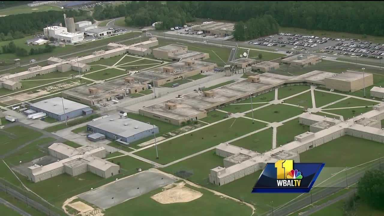 Inmates, correctional officers charged in racketeering scheme