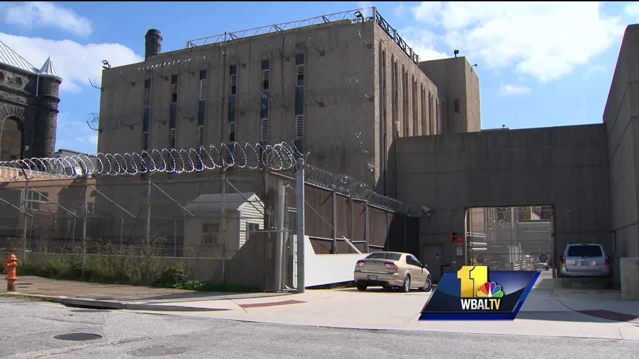 Official talks of Md. prison system downsizing