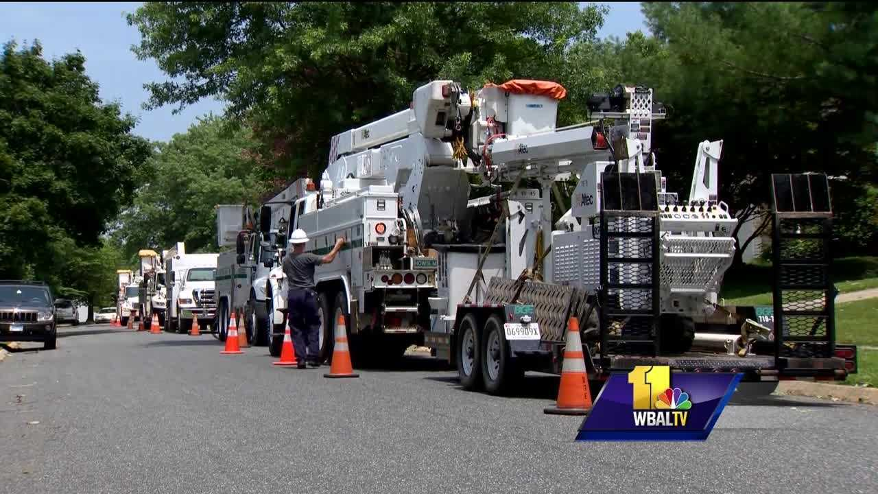 Md. resources to help Hurricane-ravaged areas