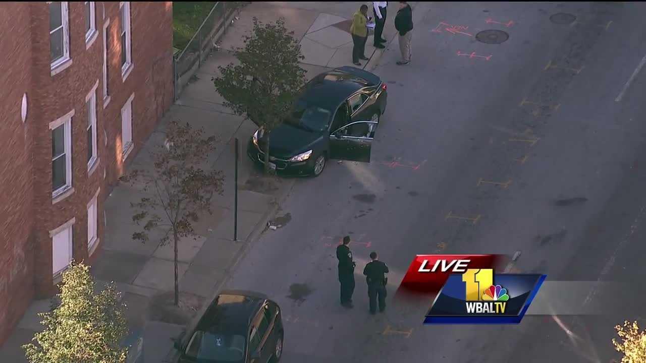 Monroe Street shooting