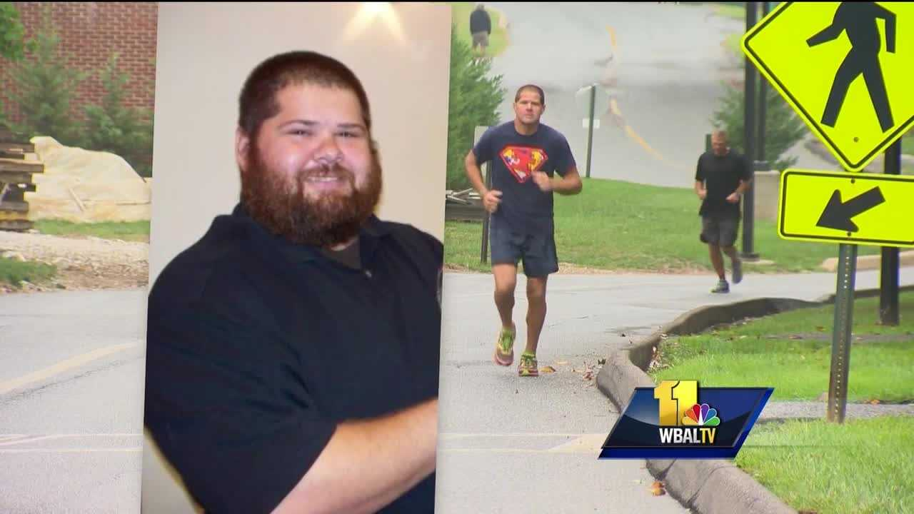 Quads of Fury represents weight loss in Baltimore marathon