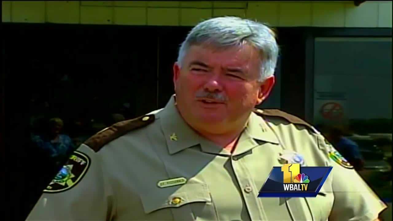 Howard County Sheriff James Fitzgerald to leave office