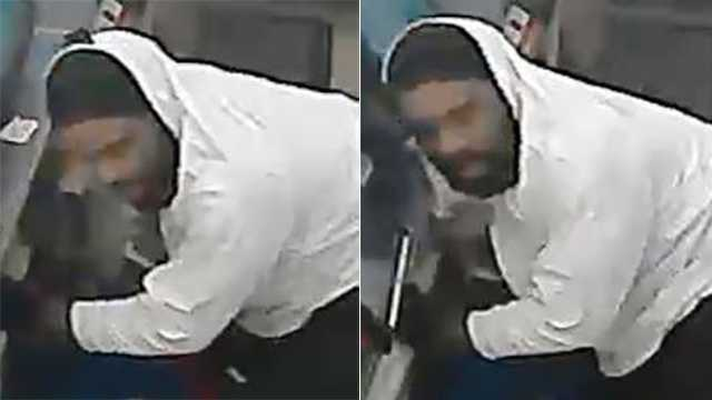 7-Eleven robbery caught on camera