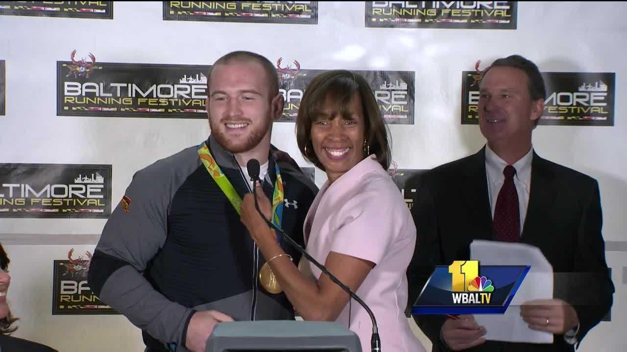 16th Baltimore Marathon could see historic finish