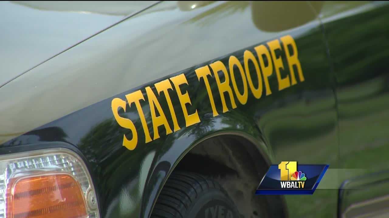 Trooper injured in I-95 crash in Harford Co.