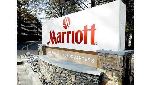 Marriott HQ