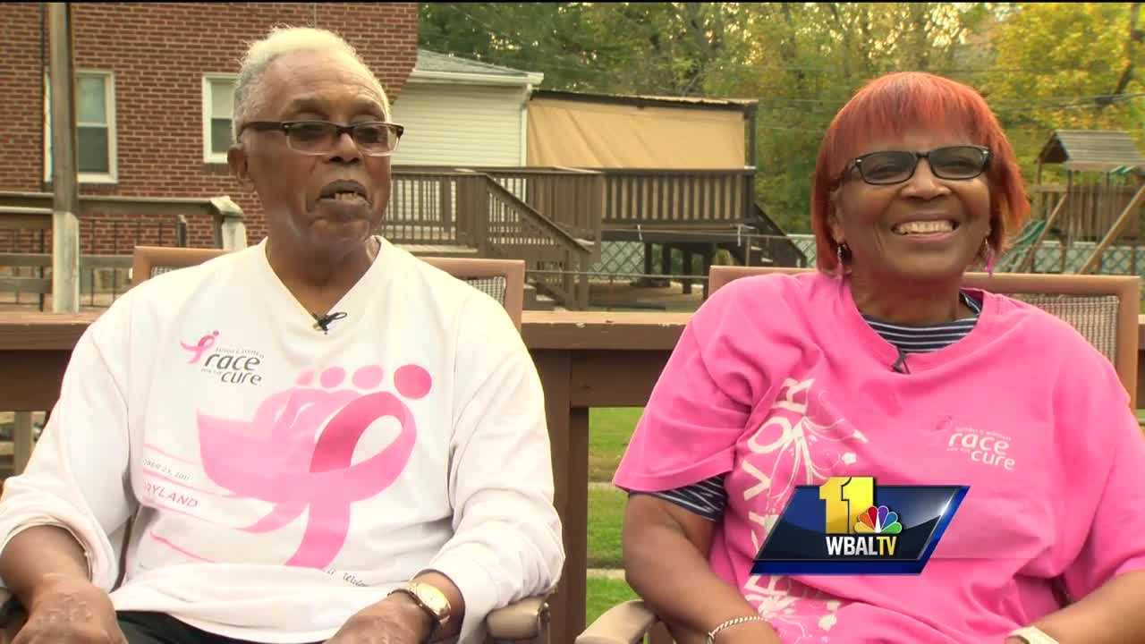 Breast cancer survivor ready for Race for the Cure