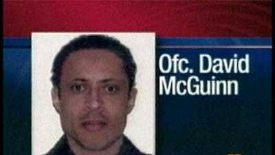 Officer David McGuinn