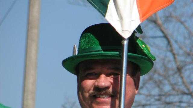 St. Patrick's Day man - 27111774