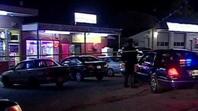 Victim Shot At Mr. Wings And Pizza - 25782614