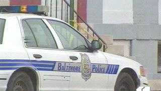 Baltimore Police Car (generic sideview) - 2034013