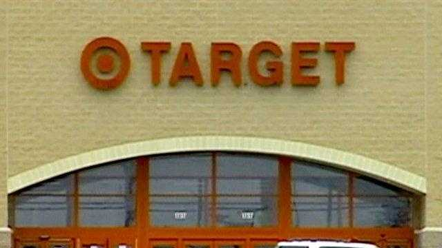Pikesville Target store (good, generic store front) - 19079790