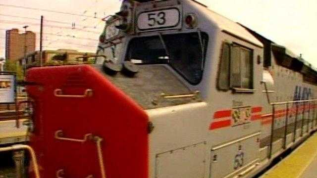 MARC train - 17749047