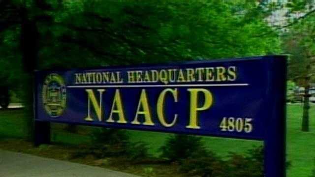 naacp sign - 13466190
