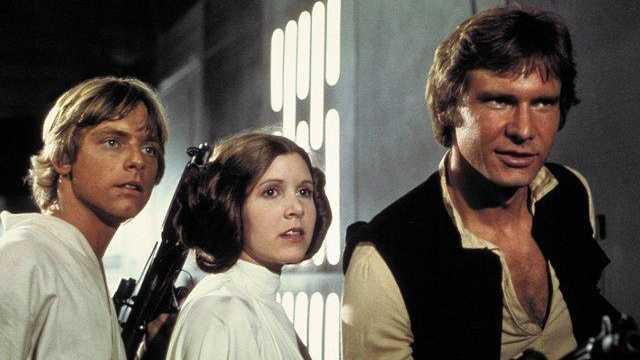 Star Wars, 16x9 cropped