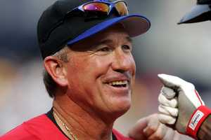 Hall of Fame Mets catcher Gary Carter started the rally in the 1986 World Series that broke the heart of Red Sox nation. Carter was an 11-time All-Star and three-time Gold Glove winner. (Apr. 8, 1954 – Feb. 16, 2012)