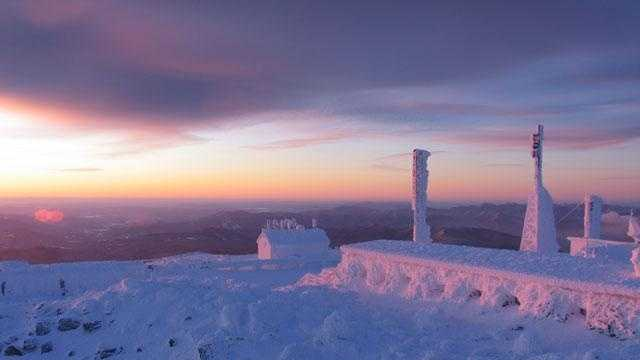 Mount Washington Observatory - Snow - 30218639