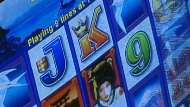 Slots At Logan? - 29283909