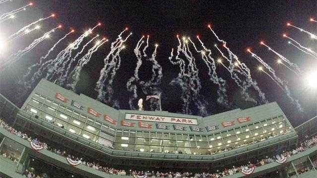 Fenway-Fireworks - 23051160